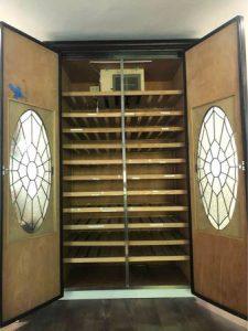 Wine Closet Repair
