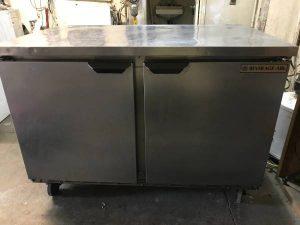 prep table low boy refrigerator repair